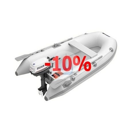 Zľava 10% Nafukovací čln + motor Selva