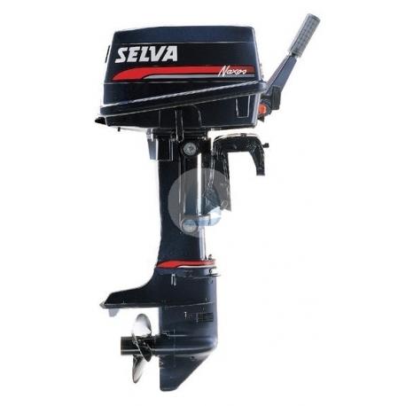 SELVA 5xs-15k Naxos – závesný 2-taktný lodný motor