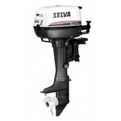 SELVA 5xs -8k BlackBass – závesný 4-taktný lodný motor