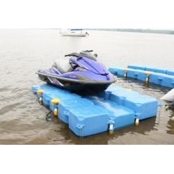 JetSki dock - 3,3 x 2,1 x 0,4