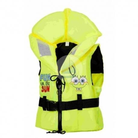 Záchranná vesta plávacia detská - SpongeBob