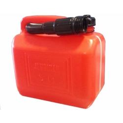 Benzínová nádrž - 5 litrov