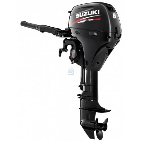 Suzuki 8k - závesný lodný motor