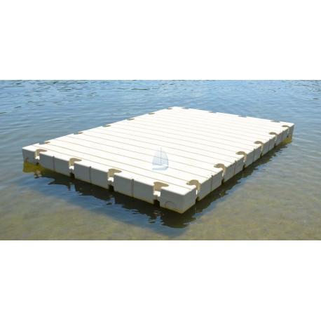Plastový pontón EZ dock-plavák - 2x3x0,2m