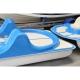 Laminátový vodný bicykel W360
