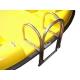 Laminátový vodný bicykel kabriolet