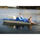 Laminátový vodný bicykel J420