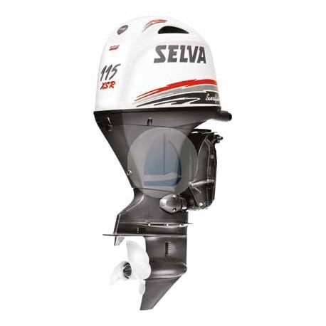 SELVA 115 Tarpon EFI– závesný 4 taktný lodný motor