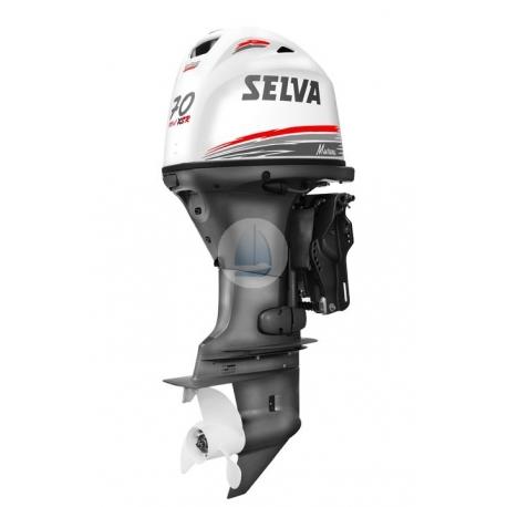 SELVA 70 xsr (80) Murena EFI – závesný 4 taktný lodný motor