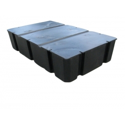 Pontoon float 1000l