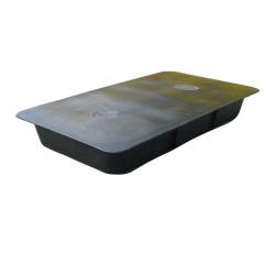 Plastový plavák 135 L - H 250 mm