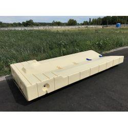 JetSki Dock 3,6x1,5 U-plast