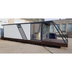 Hausbot 11,7x3m   Houseboat