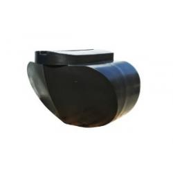 Plastový plavák modul 800  ŠPIC 1200/800/850