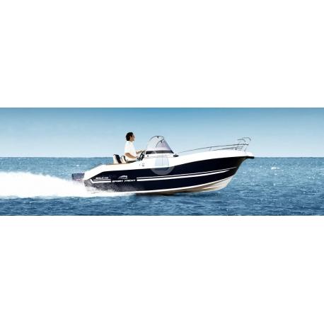 Čln – S boat A 520 Open