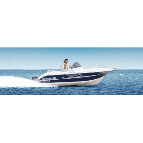 Čln – S boat 570 Sun Cruiser
