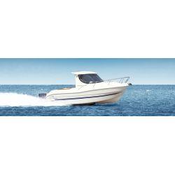 Čln – S boat 580 Pilot House