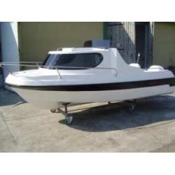Čln – G 470 kabin