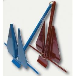 Kotvy Danforth potiahnuté PVC