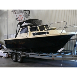 Čln – G 600 fishkabin (6,3m)