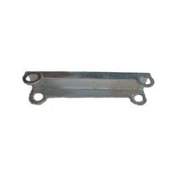 Plastový modulárny pontón 05-postranná oderka kovová-pozinkovaná, dlžka 1080mm
