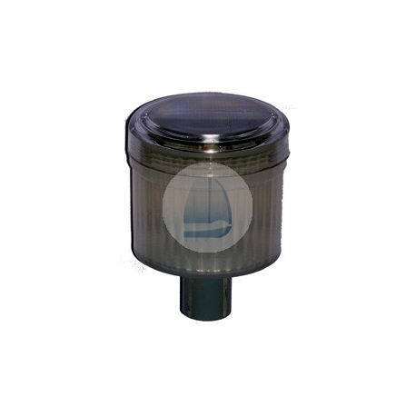 Plastový modulárny pontón 05-postranná solárna lampa