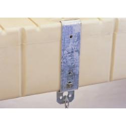 Plastový pontón EZ dock – kotvenie-úchyt6 na reťaz