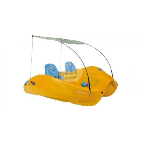 Plastový vodný bicykel SUNKISS