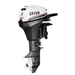 SELVA 8k Ray – závesný 4-taktný lodný motor