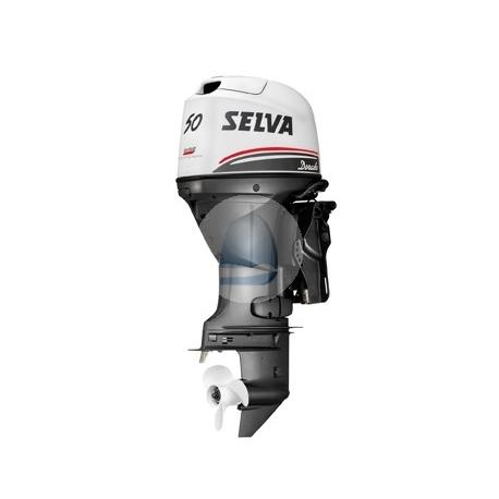 SELVA 50 Dorado EFI – závesný 4 taktný lodný motor