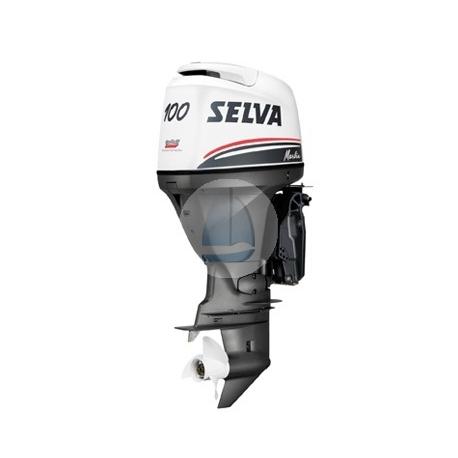 SELVA 100 Marlin EFI– závesný 4 taktný lodný motor