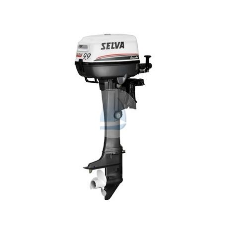 SELVA 9,9k Piranha – závesný 4-taktný lodný motor