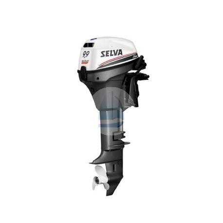 SELVA 9,9k Pike – závesný 4 taktný lodný motor