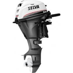 SELVA 15 Wahoo – závesný 4 taktný lodný motor