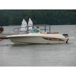 Čln – G 800 športový motorový