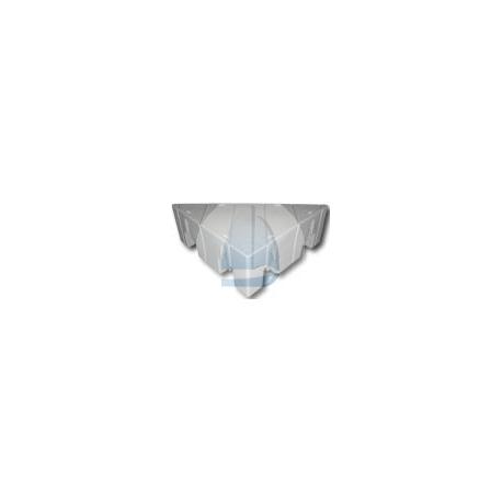 Plastový pontón trojuholník - séria 2000