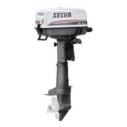SELVA 5k SeaBass – závesný 4-taktný lodný motor