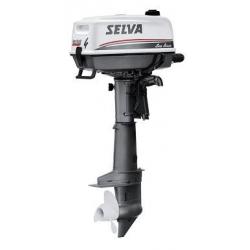 SELVA 4k SeaBass – závesný 4-taktný lodný motor