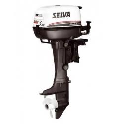 SELVA 5xs-10k Piranha – závesný 4-taktný lodný motor